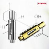 Facile trasportare l'atomizzatore di riempimento superiore dell'olio di Thc del cotone organico del serbatoio