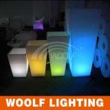 Glow Vase moderne LED Jardin Décoration
