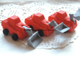 Navvy, Postbox, Pumper Erasers