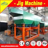 Machine à jarretière duplex de lavage à l'eau alluvial