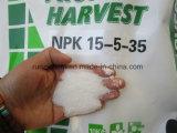 100%水溶性NPK 15 5 35