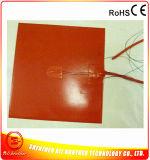 подогреватель силиконовой резины 24V 150W 380*380*1.5mm для принтера 3D