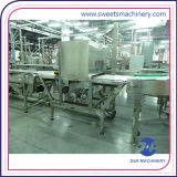 Getreide-Stab-Produktionszweig Getreide-Stab, der Maschine herstellend sich bildet