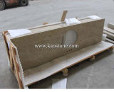 Tan Brown Granite Vanities Tops pour bain, cuisine, bar, île