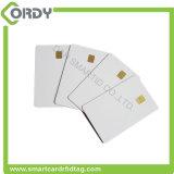 карточка контакта размера карточки sle4442 SIM конструировала printable пробел PVC