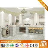 Tintenstrahl glasig-glänzende keramische Wand-Fliese des Badezimmer-3D (BW1-30022B)