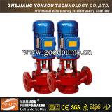 SL 유리제 강철 파이프라인 산성 화학 펌프