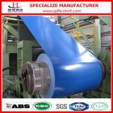 S250gd S280gd PPGL PPGI Farbe beschichtete Stahlblech-Spule