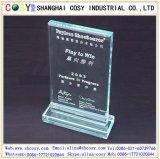 Gegoten/de Uitgedreven Levering voor doorverkoop van Factroy AcrylBlad met Uitstekende kwaliteit
