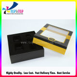 カスタマイズされたカラーおよびロゴによって印刷される卸し売りペーパー折る靴箱