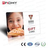 (Interfaz dual) tarjeta elegante universal del PVC del lustre