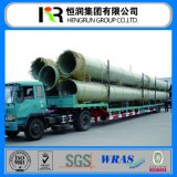 Heißer Verkauf GRP/FRP Rohr (DN100-DN4000) mit Fabrik und Exporteur