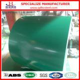 Acero Revestido Coil/PPGI del Color de Dx52D