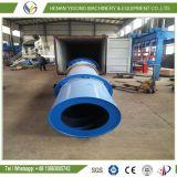 Secador de cilindro giratório razoável do projeto