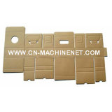 Il cartone di Zj1060ta/cartone/carta ondulata a base piatta muoiono la taglierina, intelligente automatico automatizzata
