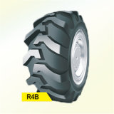 中国のRubber&Nbsp; 電気回転車輪空気のTire&Nbsp; 道のタイヤを離れて4.00-8