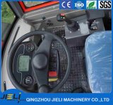 판매를 위한 정면 삽 로더 Zl15 자동 변속 장치 소형 쓰레기꾼
