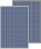 poly panneau solaire 205W cristallin avec le prix concurrentiel