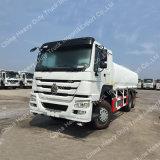 Camion-citerne aspirateur lourd d'arroseuse/eau de Sinotruk HOWO 6X4