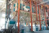 Máquina da fábrica de moagem de milho do arroz do trigo, moinho de farinha