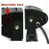 guide optique de travail du CREE DEL de 52inch 400W avec le trou de respiration pour la jeep
