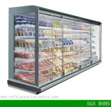 Multideck Kühlraum-Glas-Tür