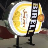 조명하는 형성하는 LED 옥외 진공 가벼운 상자 광고