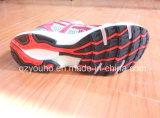 Chaussures de course de sport de femmes d'hommes de qualité