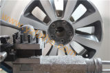 [ورك28] سبيكة عجلة حافّة ماس عمليّة قطع إصلاح [كنك] أفقيّة مخرطة آلة