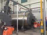 Caldaia a vapore infornata del tubo dell'olio (gas) (WNS2-1.0-Y/Q)