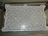 Kapsel-trocknende Platte oder Tellersegmente