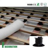 Basamento di plastica registrabile resistente per le mattonelle di WPC