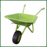 Зеленый цвет ягнится тележка игрушки (WB0402)