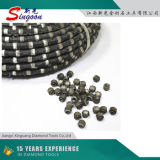 11.5 de Zaag van de Draad van de diamant voor Graniet