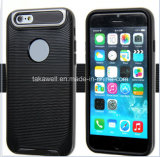 iPhone 6 Mobile Cover Case를 위한 호리호리한 Fit Hybrid TPU+PC Cell Phone Case