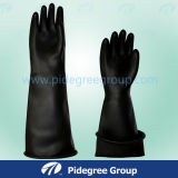 Industrielles Gloves mit Black Color