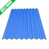 Folha pequena anticorrosiva do telhado do PVC da onda