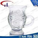 mini cuvette de thé en verre de silex de la forme 80ml (CHM8139)