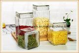 Choc chaud de mémoire de nourriture de vente/choc en verre de mémoire/bouteille en verre/choc en verre