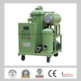 O óleo de lubrificação elevado do purificador do óleo lubrificante da viscosidade de Gzl-100 China recicl o equipamento da limpeza do petróleo hidráulico da máquina