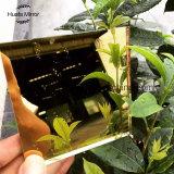 Miroir d'or de miroir d'or de qualité de grossiste d'usine de la Chine