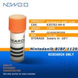Hoher Reinheitsgrad kleine molekulare API Nintedanib (BIBF 1120)