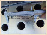 건축 비계 금속 버팀대 Q235 조정가능한 포스트 해안 강철은 비계 버팀대 비계 버팀대를 버틴다
