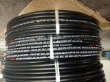油圧ホースの高圧鋼線はゴム製ホース4sh螺線形になった