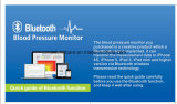 정밀도 증명서 (BP80EH-BT)를 가진 무선 혈압 모니터