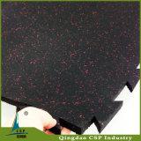 Couvre-tapis en caoutchouc de verrouillage de couvre-tapis en caoutchouc de couplage