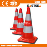 De Europese Kegel van het Verkeer van de Aanleg van Wegen van de Straat van pvc Rode
