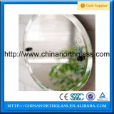 3mm, 4mm, 5mm, 6mm Clear Silver Mirror