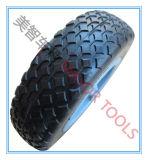 장난감을%s 7 인치 PU 거품 바퀴 단단한 타이어