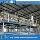 EU Quality Integrated Waste Rubber RecyclingおよびPyrolysis Machine